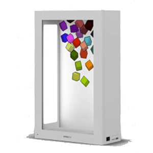 Hypebox vetrine interattive