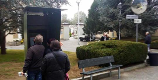 Totem da esterno per cimitero | Totemmultimedia | Kiosk outdoor