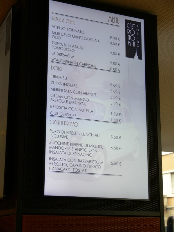 Menu totem di pagamento   Totemmultimedia   Kiosk di pagamento