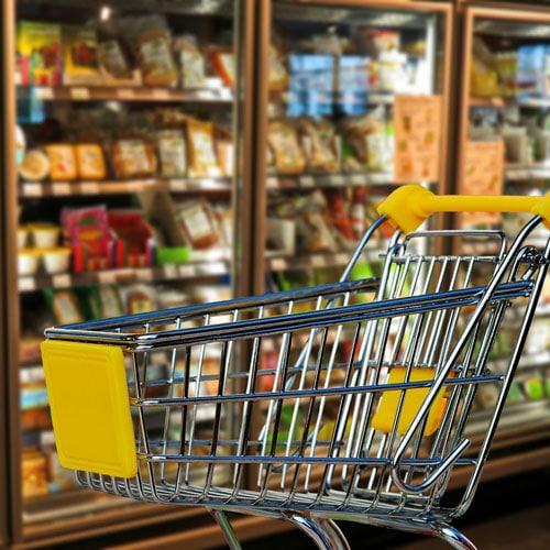 Totem per acquisti in supermercato | Totemmultimedia