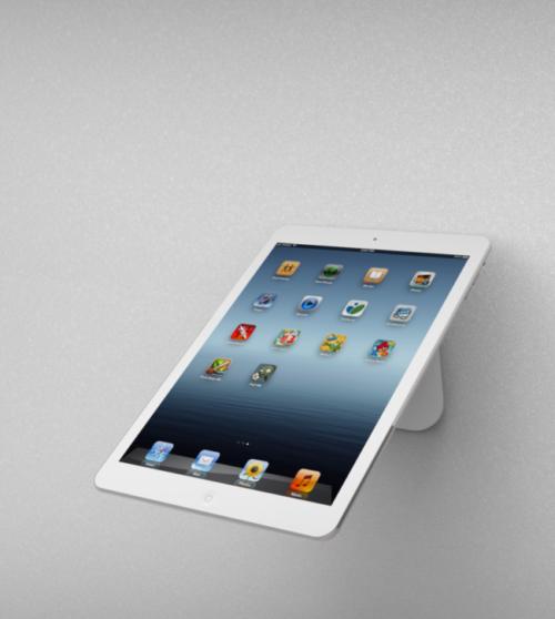 Supporto universale di sicurezza per tablet